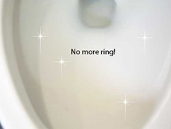 Stain Out Cleaning Pad Cleans Toilet Ring Rust Calcium